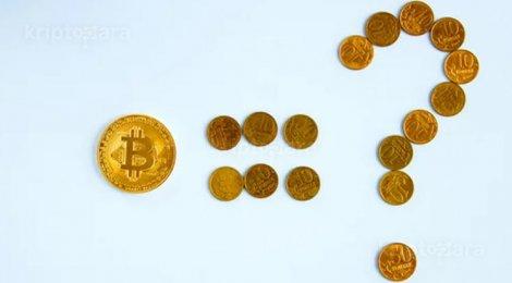 Düşüş endişe yarattı, Türkiye'nin gündemi Bitcoin
